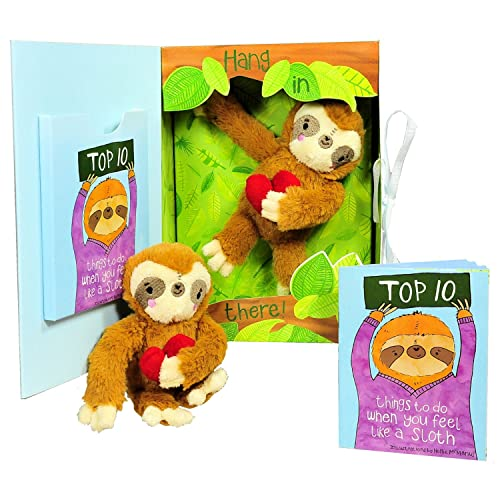c84774c24f Get Well Gifts - Feel Like a Sloth  Hang in There! Get Well Soon