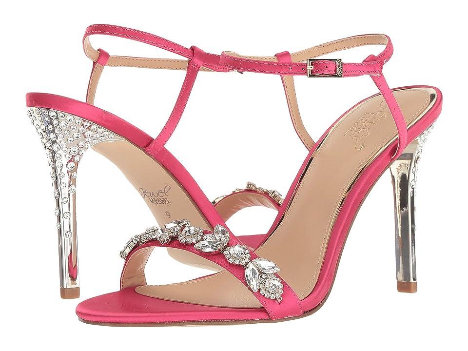Jewel Badgley Mischka Tex (Pink) Women