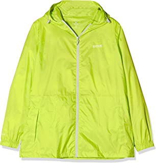 Regatta Women's Wmn Pk It Jkt III Jacket, Lime Zest, 24 UK (50 EU)