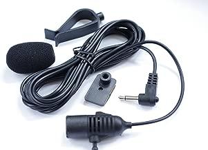 Microphone for For Alpine Car Receiver CDE-103BT, CDE-125BT, CDE-133BT, CDE-135BT, CDE-136BT, ect....
