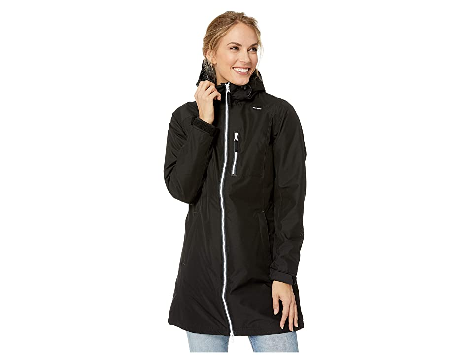 Helly Hansen Long Belfast Winter Jacket (Black 1) Girl