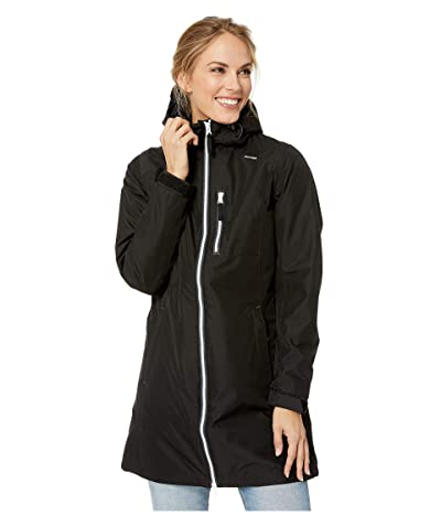 Helly Hansen Long Belfast Winter Jacket (Black 1) Women