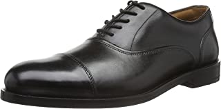 Clarks 男士 coling BOSS 粗革皮鞋