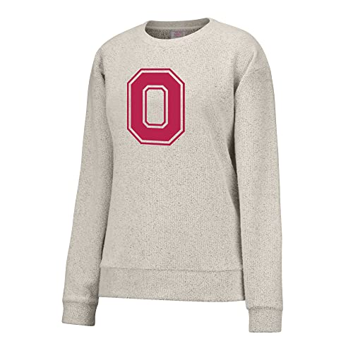 NCAA Women s Reverse French Terry Crew Sweatshirt 0b8104f158