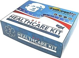 Fairly Odd Novelties TrumpedUp DIY Healthcare Kit Novelty Funny Gag Political Election USA Gift Box, Multi-Colored