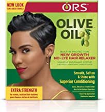 ORS Olive Oil Build-In Protection New Growth No-Lye Hair Relaxer – Extra Strength