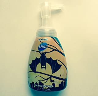 Dial Glow In The Dark Foaming Hand Wash (Bat)
