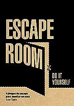 Escape room. Do it yourself: 4 juegos de escape para montar en casa