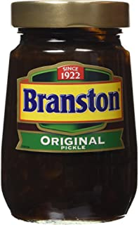 Branston Original Pickle Original Branston Original Sweet Pickle Imported From The UK England The Best Of British Pickle Branston Original Sweet Pickle Ideal Cheese Sandwiches & Ploughmans Lunches
