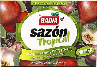 Badia Sazon Tropical, 3.52 Ounce (Pack of 15)