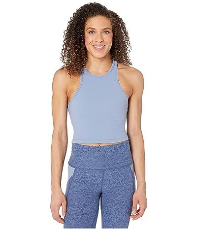 Beyond Yoga Studio Cropped Tank (Serene Blue) Women