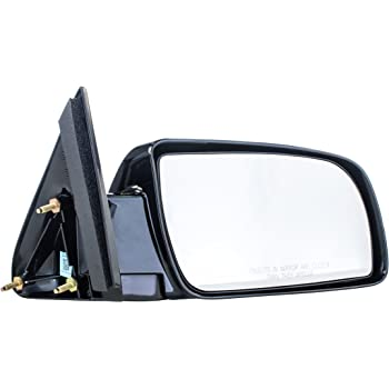 Amazon Com Fits 88 98 Chevrolet Silverado Gmc Sierra Passenger Door Mirror Manual Black New 95 99 Chevy Tahoe 92 99 Suburban 95 99 Yukon 92 94 Blazer 15764760 Gm1321140 Automotive