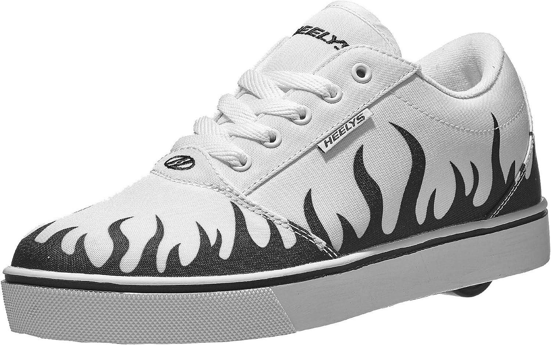 HEELYS Unisex-Child Wheeled Footwear Skate Shoe