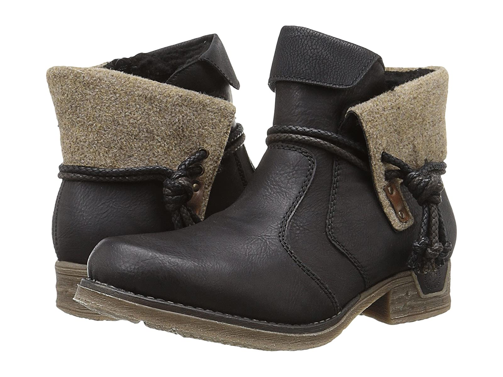 Rieker 79693Economical and quality shoes