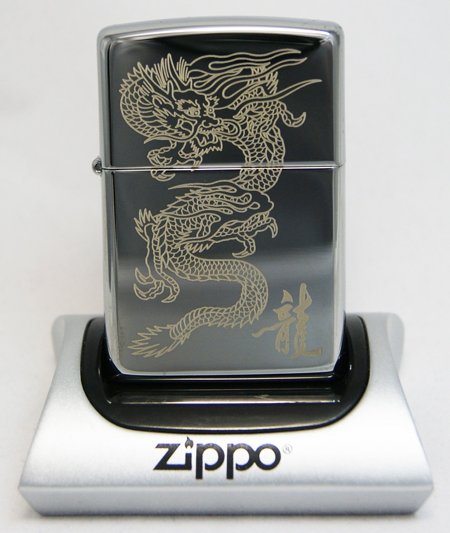 Zippo Lighter 250 Dragon (No Color)