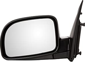 OE Replacement Hyundai Santa Fe Driver Side Mirror Outside Rear View (Partslink Number HY1320156)