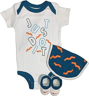 Nike Baby-Set Latz Strampler Socken 3.TLG Boys