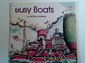 Busy boats (A Random House pictureback)