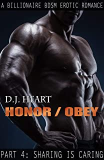 Honor/Obey: Part 4: Sharing is Caring