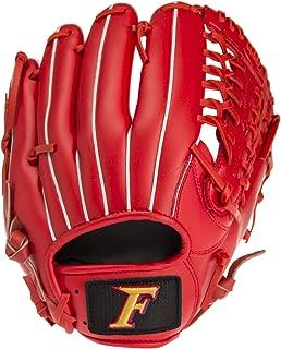 サクライ貿易(SAKURAI) FALCON(ファルコン) 野球 一般軟式用 グラブ(グローブ) オールラウンド用 Sサイズ レッド FG-6003