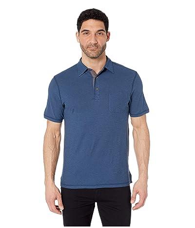 Mountain Khakis Hutch Polo Shirt (Twilight) Men