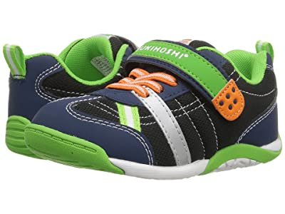 Tsukihoshi Kids Kaz (Toddler/Little Kid) (Navy/Green) Boy