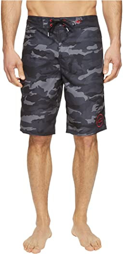 Santa Cruz Printed Boardshorts