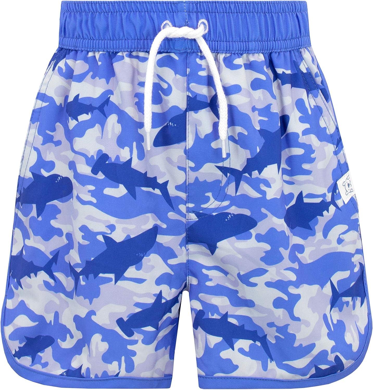 Harry Bear Boys' Camo Shorts Limited price depot sale Swim Sharks
