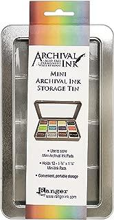 Ranger Archival Mini Ink Storage Tin
