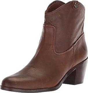 FRYE Women's Jolene Pull on Short Fashion Boot