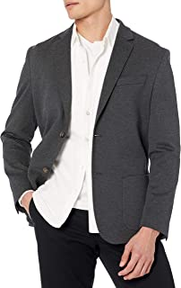 Men's Unlined Knit Sport Coat