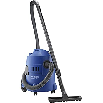 Nilfisk Aero 26-21 Wet And Dry Vacuum Cleaner 1250W 15.3//14.5Ltr 110V Vac