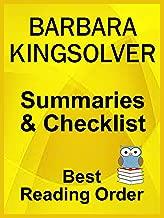 barbara kingsolver novels in order
