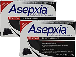 Best asepxia charcoal soap Reviews