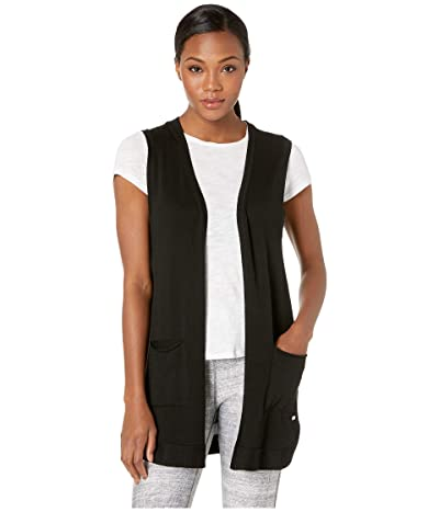 FIG Clothing Lax Cardigan (Black) Women