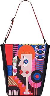 Maula Art Bag Damen Umhängetasche Laptoptasche Groß Handtaschen zum umhängen.Women Shopper Bag XXL Gross Tote Bag. Damen S...