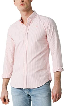Scalpers New Oxford BD - Camisa para Hombre