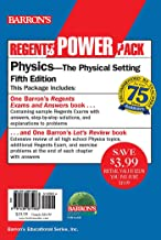 Regents Physics Power Pack: Let's Review Physics +  Regents Exams and Answers: Physics (Barron's Regents NY)