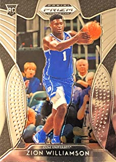 2019-20 Panini MOSAIC Basketball Card Factory Sealed MEGA Box REACTIVE BLUE PRIZMs 80 Total Cards per Box BONUS: 2 Limited Edition Custom Zion College Cards! Find Zion Williamson Rookie Cards