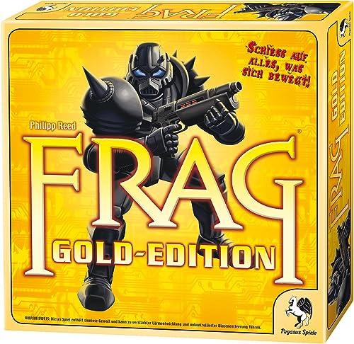 Pegasus Spiele 51810G - Frag  Das Brettspiel