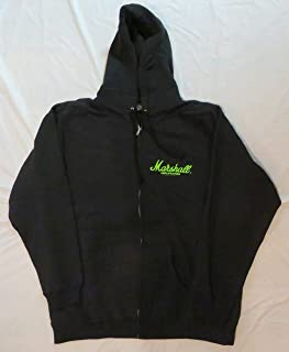 2005 Marshall Amplification Guitar Amps Hoodie X-Large XL