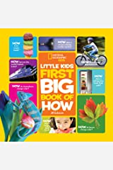 National Geographic Little Kids First Big Book of How (Little Kids First Big Books) Kindle Edition