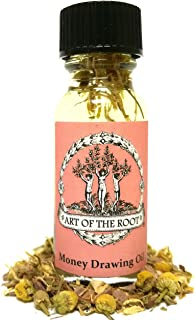 Money Drawing Oil for Wealth, Cash, Financial Success Hoodoo Voodoo Wiccan Pagan Conjure