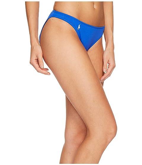 Polo Lauren Modern Azul Bikini Bottom Ralph Hipster Solids Taylor r4EgBqrw5