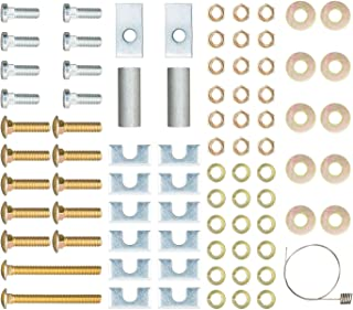 CURT 16111 Universal 5th Wheel Hardware Kit for Rails and Brackets
