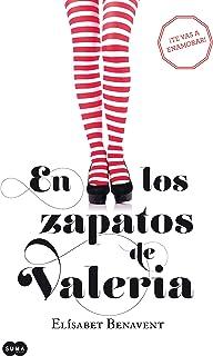 En los zapatos de Valeria (Saga Valeria 1