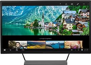 HP Pavilion 32Q 32-inch Display Monitor QHD (2560×1440) 16:9, 1×Display Port, 2×HDMI, Integrated USB 2.0 hub (Renewed)