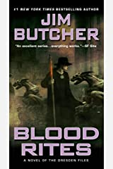 Blood Rites (The Dresden Files, Book 6) Kindle Edition