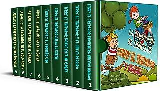La Colección de Libros de Terry el Trepador y Abigail (Spanish Edition)