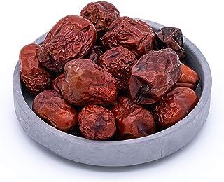 Biologische jujube 1 kg BIO rode dadelbessen, TCM, borstbessen, natuurlijk en onbehandeld, uit Oezbekistan